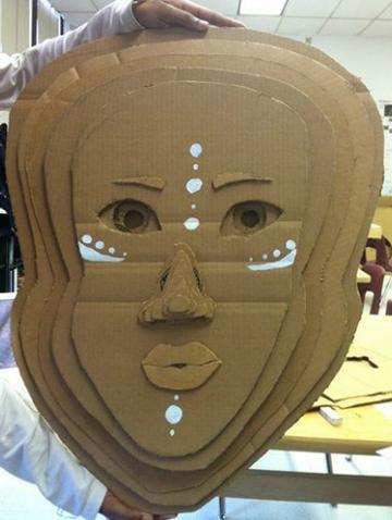 Изготовление масок