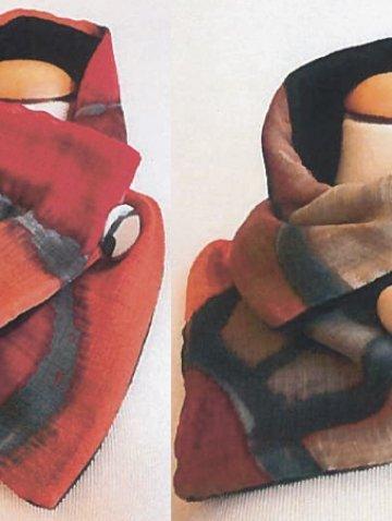 Коллекции шарфов