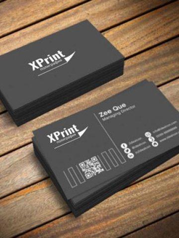 Печатаем визитки