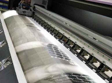 Печать для световых коробов три метра