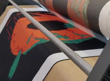 Печать двухсторонних флагов