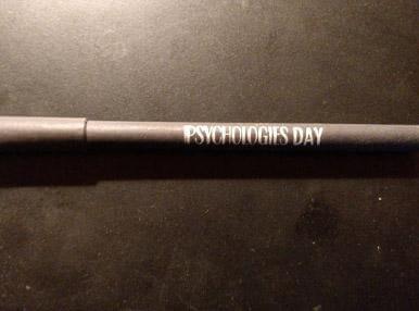 Печать на ручке серябряной краской