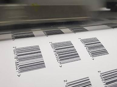 Печать штрихкодов